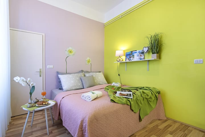 "Studio ""Bojana"" - sweet&romantic choice in Pula!"