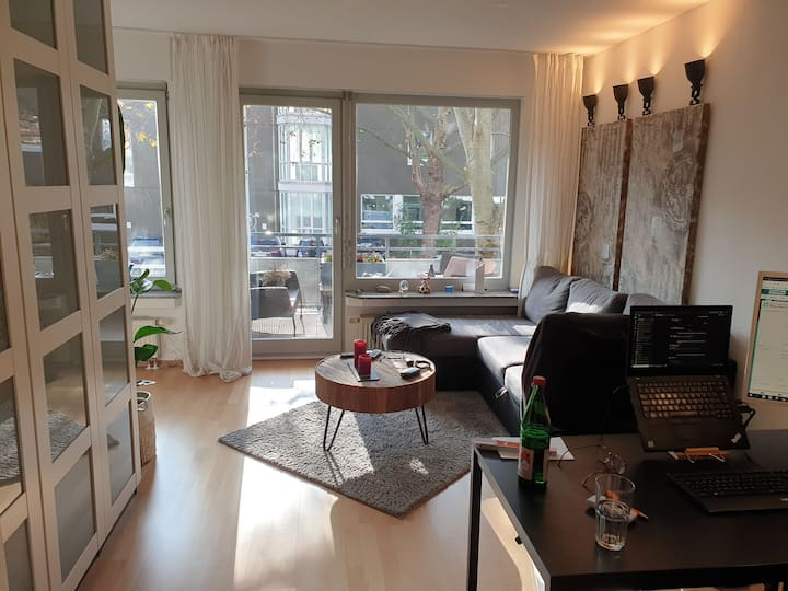 Great appartement in the center of cologne