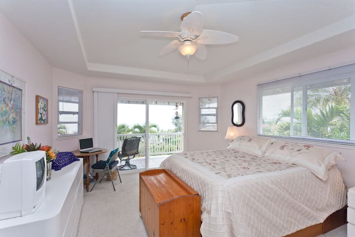 Ocean View Master Bedroom Suite - Kailua-Kona - House
