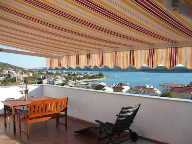 Apartment JADRO island Rab, Croatia - Barbat - อพาร์ทเมนท์