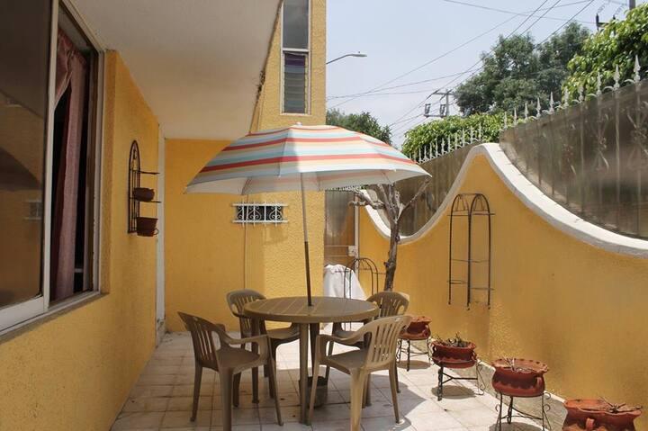 Habitacion en Coapa