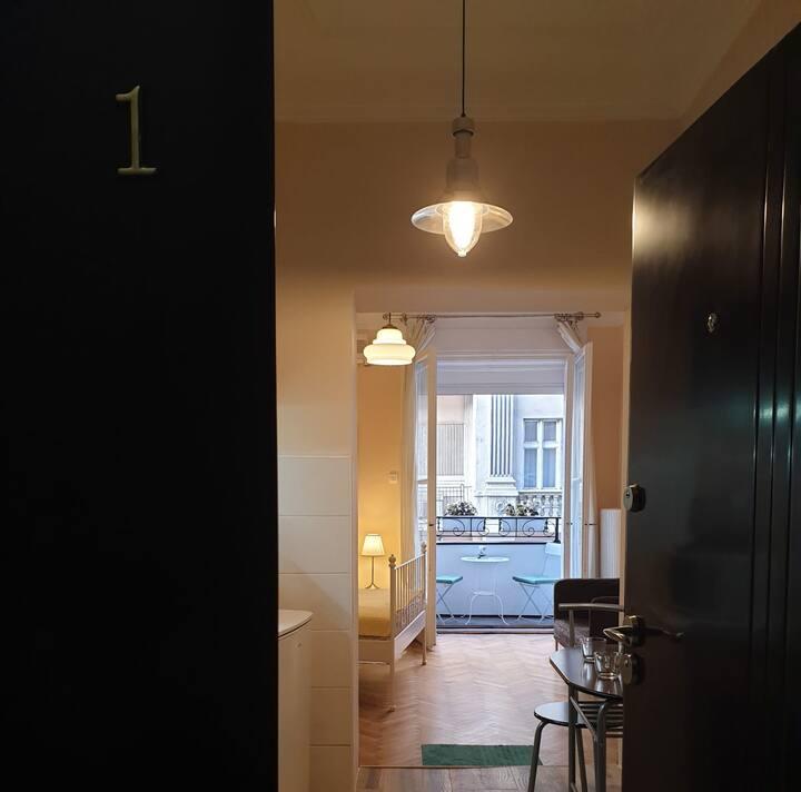 Nataly apartment, Belgrade center