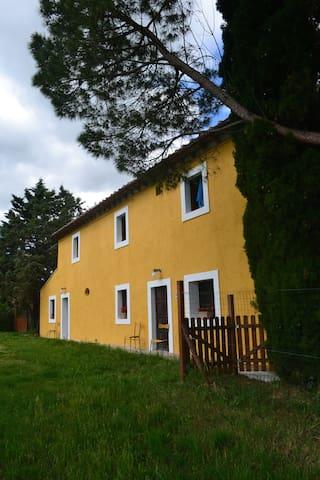 Holiday House in Tuscany - Orciano Pisano - Talo