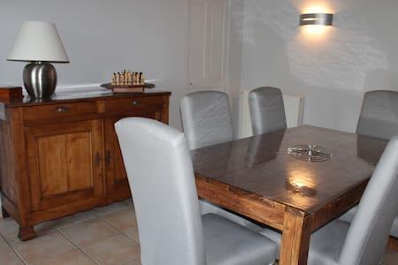 gîte Cathar castles et Compostelle - Le rialet - Casa