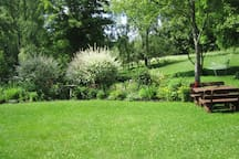 Quiet Garden Retreat