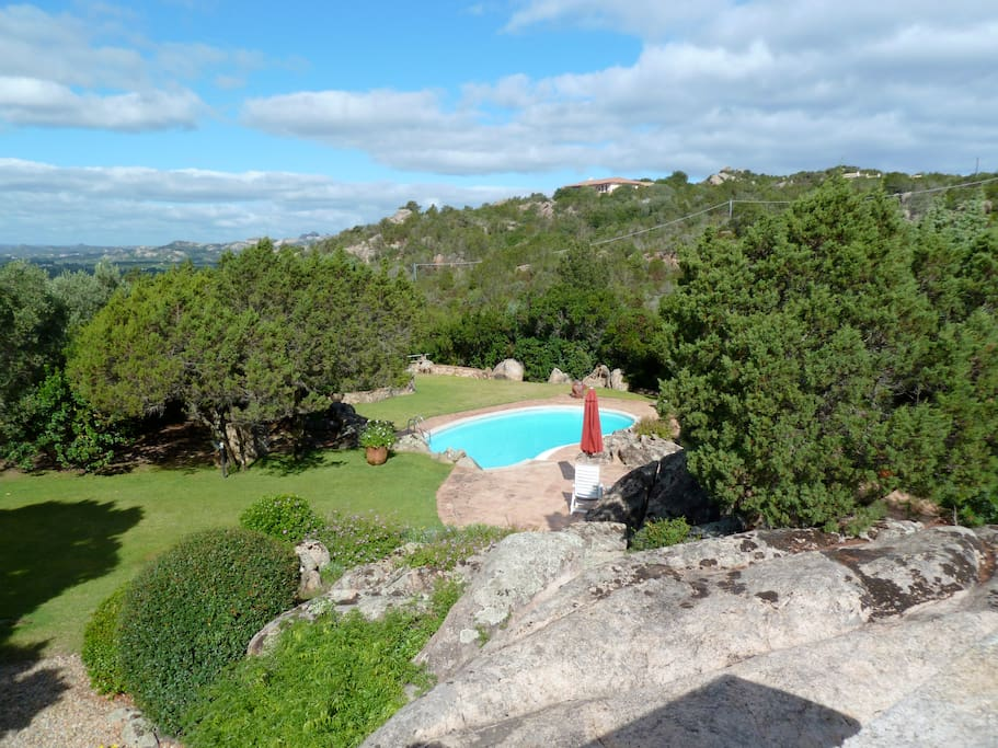 Finca Monticanaglia Costa Smeralda Houses For Rent In