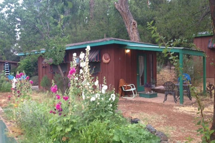 Casita in WINE COUNTRY~respite - Cornville - Hytte