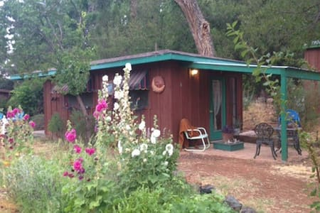 Casita in WINE COUNTRY~respite - Cornville - Kabin