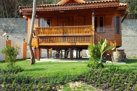 The Cozy Sattahip Lodge - Sattahip - Talo