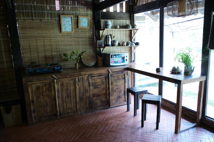 ROOM PIEU HOUSE- VIEW BAMBOO FOREST *TAVAN*SAPA
