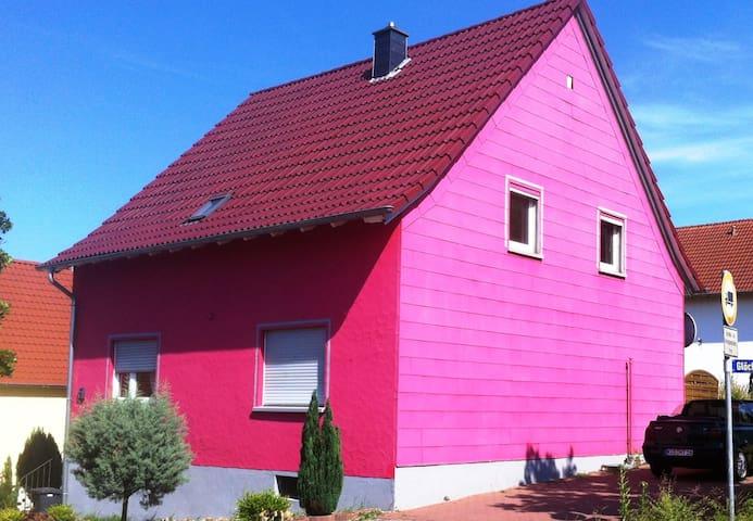 Gästehaus Waldmohr - Waldmohr - Huis