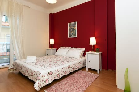 Cozy Downtown apartment BalconyWIFI - Thessaloniki
