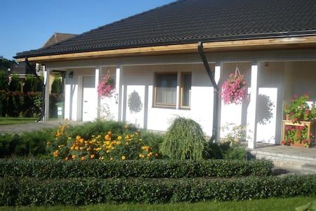 Cat Garden Guest House4 free Riga Airport transfer - Ryga - Domek gościnny