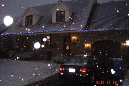Maison canadienne à La Prairie - La Prairie