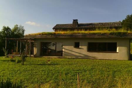 maison écolo - Hautefage - บ้าน
