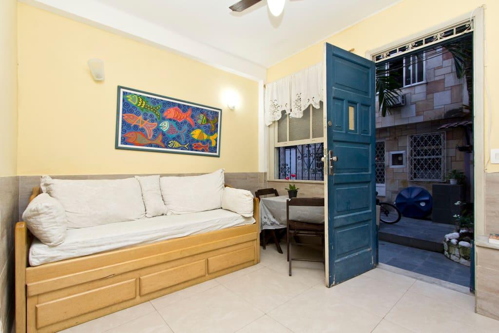Melhor Casa 3 Quartos- Linda Vila