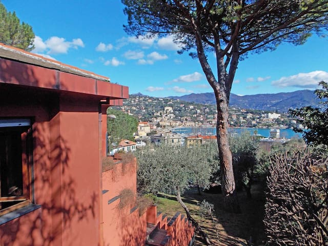 Santa Margherita unique villa w/ pool and garden
