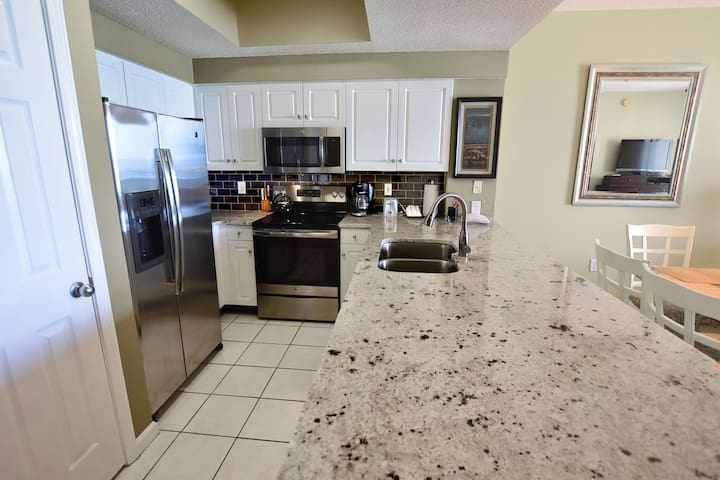 Fully equipped/updated kitchen