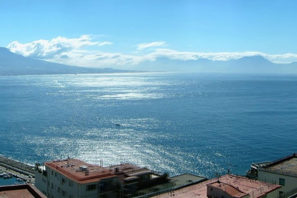 Napoli seaside.. just 15 min from home..