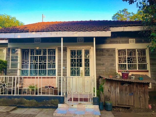 Beautiful home in Milimani