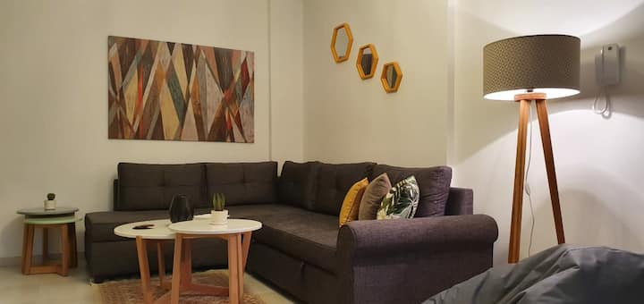 Appartement cosy near Airport