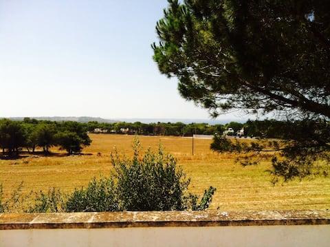 景观公寓( Nardó , Santa Caterina )