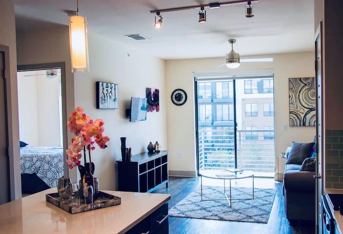 Luxury Downtown Dallas Location