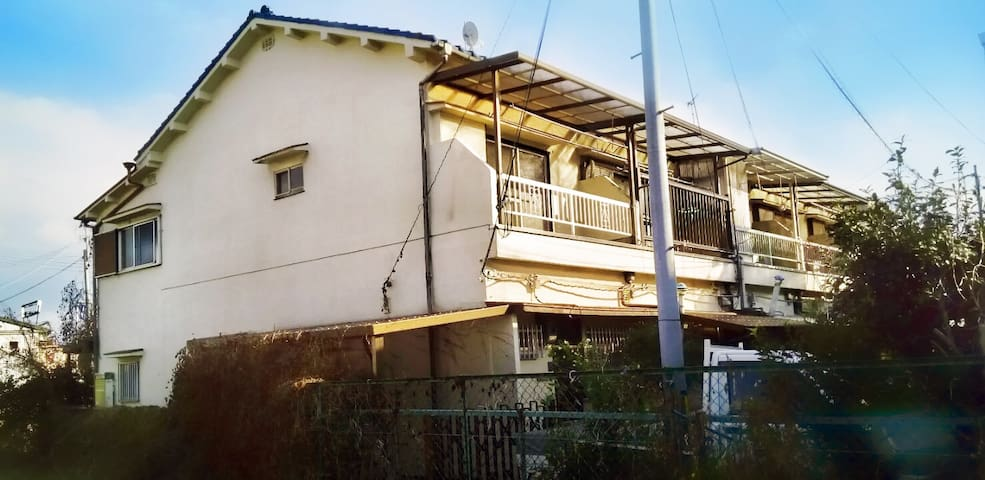 Bighem Maison-2flr house, Osaka, 2-8beds, 3BRs - Izumisano - บ้าน