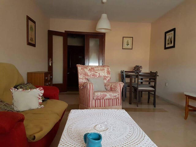 2 amazing rooms in Algeciras - Algeciras - Appartement