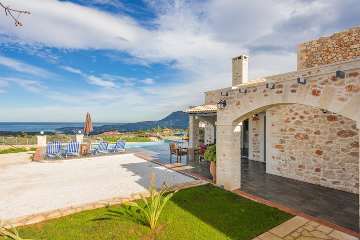 Resi Villa with amazing view