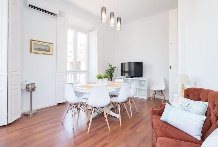 Exclusive Family Apartment