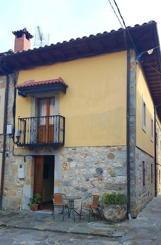 Casa de Aldea La Peña d'alba - Póo de Cabrales - Casa