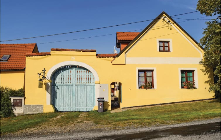Holiday cottage with 5 bedrooms on 300 m² in Busovice