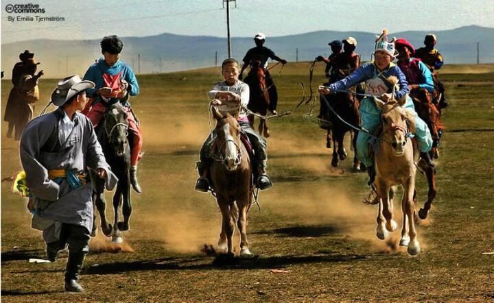Naadam Festival Tour!