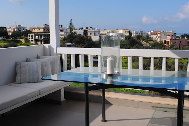 Villa Krinos (Idillion) - Chersonisos - Apartment
