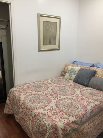 Comfy Room for a NYC Stay