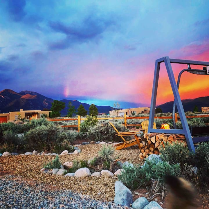 Casita Piedra Vista – Serene Taos Mountain Views
