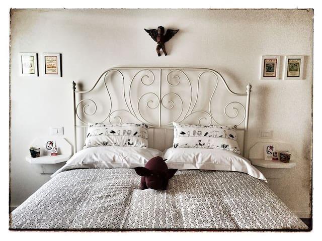 "Room ""Cesare Zavattini"" - Fontanelle - Bed & Breakfast"