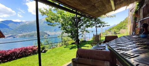"""""""House Mella"""" - ComoLake garden relax"""