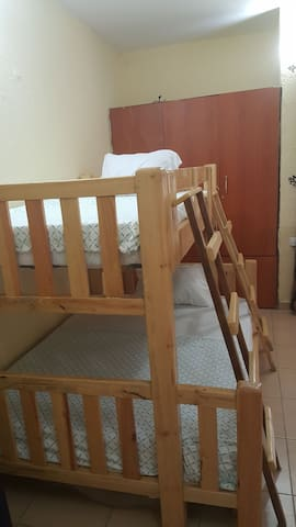 Fully Air conditioned, Wuse 2 shared rooms