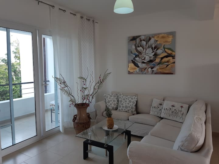 2 bed appartment is in the best residence Sosua!!!