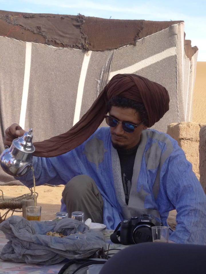 Camp Iguiditours Desert M'hamid
