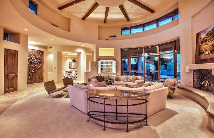 4 bedrooms Exceptional Pool Villa Scottsdale - Scottsdale - Villa
