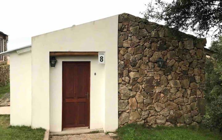 Casa 8 - Monoambiente con cocina para 2