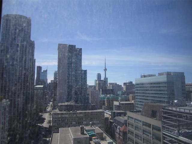 Beautiful Furnished 1br Condo with CN Tower View