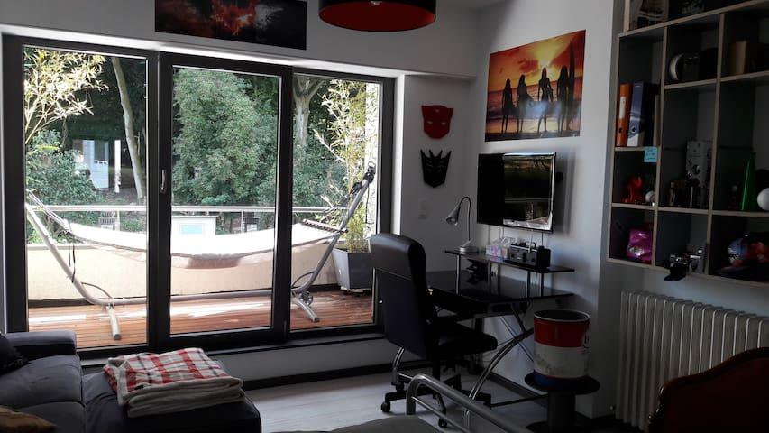 Chambre Arlon-Luxembourg pour séjour au Luxembourg - Arlon - Talo