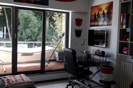 Chambre Arlon-Luxembourg pour séjour au Luxembourg - Arlon