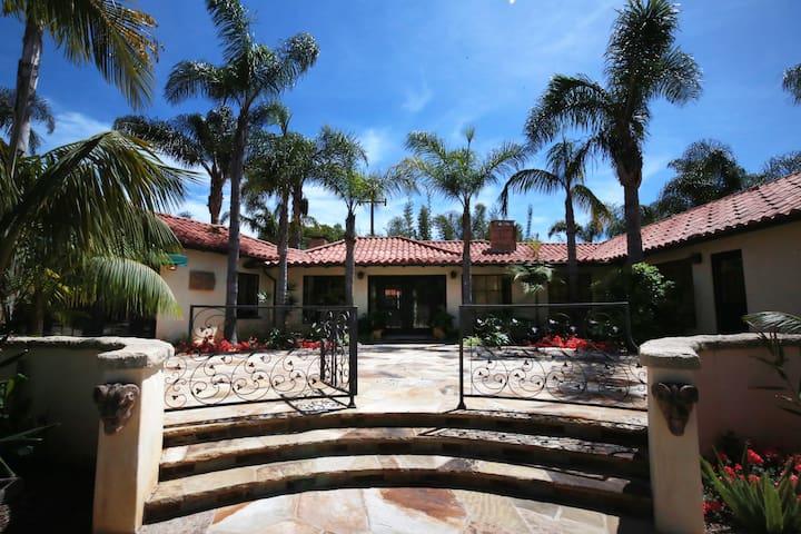 Relaxing Paradise in Santa Barbara