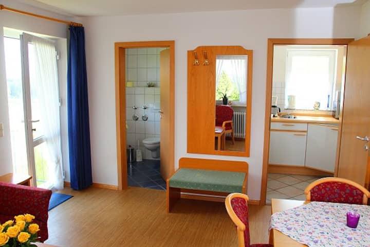 Gasthaus zum Bäreneckle, (Biederbach), Ferienwohnung Rorhardsberg mit ca. 44 qm, 1 Schlafzimmer, max. 2 Personen
