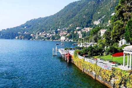 Charming house on the Lake of Como - Moltrasio